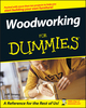 Woodworking For Dummies (0764539779) cover image