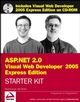 Wrox's ASP.NET 2.0 Visual Web Developer 2005 Express Edition Starter Kit (0764588079) cover image