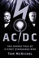 AC/DC: The Savage Tale of the First Standards War (0787982679) cover image