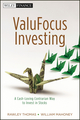 ValuFocus Investing: A Cash-Loving Contrarian Way to Invest in Stocks (1118250079) cover image