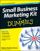 Small Business Marketing Kit For Dummies, 3rd Edition (1118383079) cover image