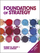 Foundations of Strategy (1118445279) cover image