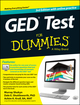 GED Test For Dummies: with Online Practice, 3rd Edition (1118678079) cover image