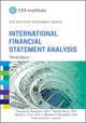 International Financial Statement Analysis, 3rd Edition (1118999479) cover image
