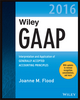 Wiley GAAP 2016: Interpretation and Application of Generally Accepted Accounting Principles (1119106079) cover image