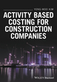 Activity Based Costing for Construction Companies (1119194679) cover image