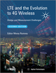 LTE and the Evolution to 4G Wireless: Design and Measurement Challenges, 2nd Edition (1119962579) cover image