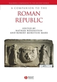 A Companion to the Roman Republic (1405102179) cover image