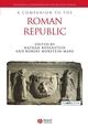 A Companion to the Roman Republic (1405102179) cover image
