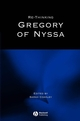 Re-thinking Gregory of Nyssa (1405106379) cover image