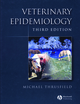 Veterinary Epidemiology, 3rd Edition (1405156279) cover image