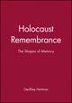 Holocaust Remembrance: The Shapes of Memory (1557863679) cover image