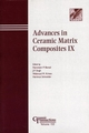 Advances in Ceramic Matrix Composites IX: Proceedings of the symposium held at the 105th Annual Meeting of The American Ceramic Society, April 27-30, in Nashville, Tennessee, Ceramic Transactions, Volume 153 (1574982079) cover image
