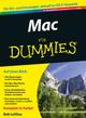 Mac für Dummies, 9. Auflage (3527690379) cover image