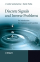Discrete Signals and Inverse Problems: An Introduction for Engineers and Scientists (047002187X) cover image
