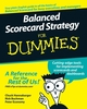 Balanced Scorecard Strategy For Dummies (047013397X) cover image
