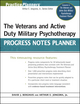 The Veterans and Active Duty Military Psychotherapy Progress Notes Planner (047044097X) cover image