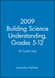 2009 Building Science Understanding, Grades 5-12: PD Toolkit (Set) (047056217X) cover image