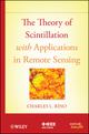 The Theory of Scintillation with Applications in Remote Sensing (047064477X) cover image