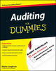 Auditing For Dummies (047087757X) cover image