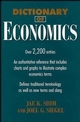 Dictionary of Economics (047101317X) cover image