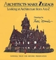 Architects Make Zigzags: Looking at Architecture from A to Z (047114357X) cover image