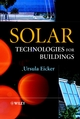 Solar Technologies for Buildings (047148637X) cover image