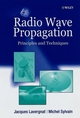 Radiowave Propagation (047149027X) cover image