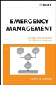 Emergency Management: Concepts and Strategies for Effective Programs (047173487X) cover image