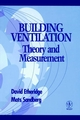 Building Ventilation: Theory and Measurement (047196087X) cover image