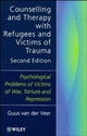 Counselling and Therapy with Refugees and Victims of Trauma: Psychological Problems of Victims of War, Torture and Repression, 2nd Edition (047198227X) cover image