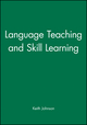Language Teaching and Skill Learning (063116877X) cover image
