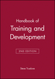 Handbook of Training and Development, 2nd Edition (063119357X) cover image
