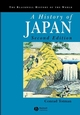 A History of Japan (063121447X) cover image