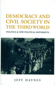 Democracy and Civil Society in the Third World: Politics and New Political Movements (074561647X) cover image