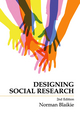 Designing Social Research, 2nd Edition (074564337X) cover image