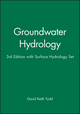 Groundwater Hydrology, 3e with Surface Hydrology Set (111800177X) cover image