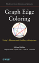 Graph Edge Coloring: Vizing's Theorem and Goldberg's Conjecture (111809137X) cover image