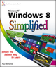 Windows 8 Simplified (111813527X) cover image