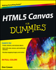 HTML5 Canvas For Dummies (111841747X) cover image