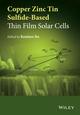 Copper Zinc Tin Sulfide-Based Thin Film Solar Cells (111843787X) cover image