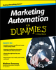 Marketing Automation For Dummies (111877227X) cover image