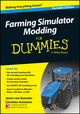 Farming Simulator Modding For Dummies, Portable Edition (111894027X) cover image