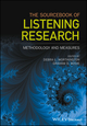 The Sourcebook of Listening Research: Methodology and Measures (111910307X) cover image
