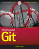 Professional Git (111928497X) cover image