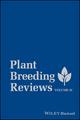 Plant Breeding Reviews, Volume 41 (111941427X) cover image