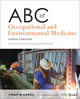 ABC of Occupational and Environmental Medicine, 3rd Edition (144433817X) cover image
