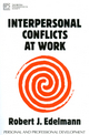 Interpersonal Conflicts at Work (185433087X) cover image