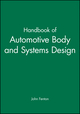 Handbook of Automotive Body and Systems Design (186058067X) cover image