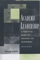 Academic Leadership: A Practical Guide to Chairing the Department, 2nd Edition (193337117X) cover image
